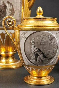 Sevres porcelain, early 19th century