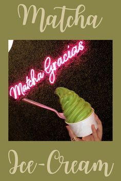 Who doesnt like ice cream ? Matcha Ice Cream, Matcha Green Tea Powder, Healthy Drinks, Brewing, Latte, Smoothies, Thanks, Smoothie, Smoothie Packs