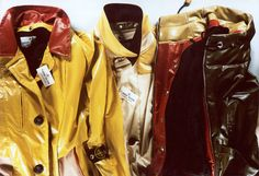 1985 - JJ23, the unusual material used for Stone Island's fourth collection…