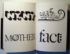 Graphic Designers in the USA I / Herb Lubalin by monowolf.com, via Flickr