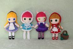 Annie overload League of Legends Amigurumi Dolls by Npantz22.deviantart.com on @deviantART