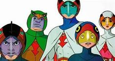 """""""Battle of the Planets! G-Force, five incredible young people with superpowers! And watching over them from Centre Neptune, 7-Zark-7! Watching, warning against surprise attacks by alien galaxies from beyond space. G-Force! Fearless young orphans, protecting Earth's entire galaxy. Always five, acting as one. Dedicated! Inseparable! Invincible!"""" Battle Of The Planets, Orphan, Young People, Super Powers, Galaxies, Nerdy, Centre, Acting, Disney Characters"""