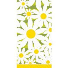 Daisy crazy pocket tissues