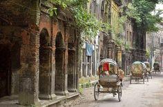 Panam Nagar, remaining of a prosperous city of Hindu tradesmen in Sonargaon, the old capital of Bangladesh.