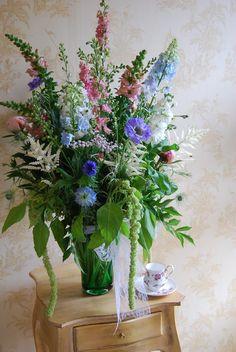 Wild and Wondrous Flowers