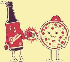 Une des meilleures pâte à pizza que j'ai mangé et en plus c'est fait avec de la bonne bière! Lauren's Latest, Beer Recipes, Pizza Dough, Ale, Snoopy, Parfait, Pains, Muffins, Social Media