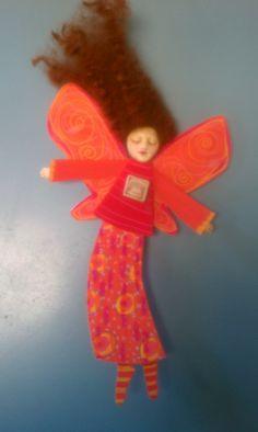 Butterfly Lady by Jennifer Richter