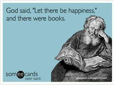 Let there be books . . .