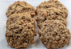 Soft and chewy on the inside, crispy on the outside, banana oatmeal butterscotch chip cookies are an easy recipe for using those ripe bananas! Oatmeal Butterscotch Cookies, Oatmeal Cookie Recipes, Butterscotch Chips, Chocolate Chunk Cookies, Cinnamon Banana Bread, Banana Bread Recipes, Lavender Recipes, Salted Chocolate, Cookies Ingredients