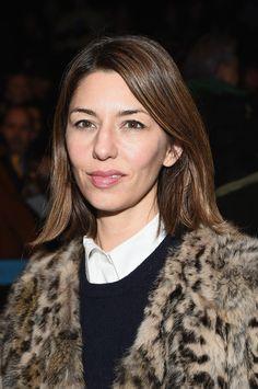 Sofia Coppola Photos: Anna Sui - Front Row - Mercedes-Benz Fashion Week Fall 2015
