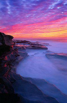 Awakening, Australia, by John Shephard Gallery