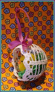 пасхальный домик для цыпленка. вязание крючком (5) (242x400, 40Kb)