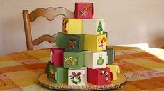 diy advent calendar box - Google Search