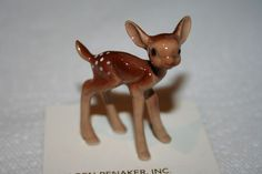 """Fawn #85 is 2 5/8"""" tall"""