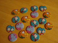 Dr. Seuss Theme Baby Shower; Dr. Seuss Birthday Party; Dr. Seuss Favors; Dr. Seuss Flatback Pins; Guest Thank yous; Unisex Favors; Decor by SimplyCreatedForYou6 on Etsy