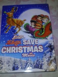 Bratz Babyz Save Christmas Includes 5 Bratzillaz Episodes Welcome to Bratzillaz Academy Part 1, Furry Frenzy Part 2, Double Trouble Part 3, In The Screen, & Midnight Beach 26nd Movie DVD 2013
