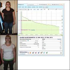 """Jennifer Sarah Gemünde: Ich freue mich auf ein neues schlankeres Leben mit gesünderer Ernährung. Mittlerweile habe ich sogar fast 30kg abgenommen auf dem Foto waren es """"nur"""" 10"""