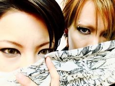 exist†trace Omi and Jyou