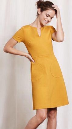 Boden Carolyn Ponte Dress