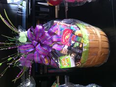 Teen Easter basket
