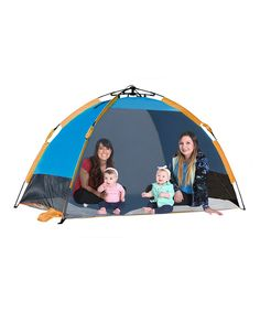 Blue Presto Cabana Tent by Pacific Play Tents #zulilyfinds  sc 1 st  Pinterest & Seaside Beach Cabana Sun Shade Tent for Kids http://www ...