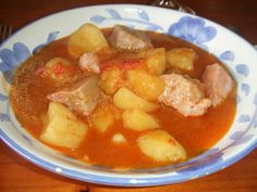 Marmitako sencillo Ver receta: http://www.mis-recetas.org/recetas/show/74761-marmitako-sencillo