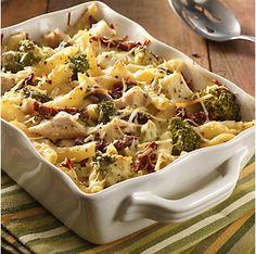 Chicken & Broccoli Pasta by @mytexaslife