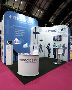 Portable Exhibition Display Cases : Best trade show design images portable display exhibition