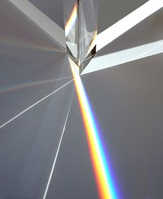 """A Japanese Design Master's Stunning """"Rainbow Church"""" Sweet Jesus Crystal! A Japanese Design Master's Stunning """"Rainbow Church"""" Light Installation, Art Installations, Light Reflection, Art Furniture, Japanese Design, Image Hd, Light Art, Color Theory, Light And Shadow"""