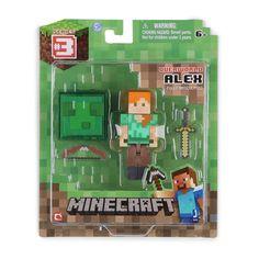 $4 Minecraft Action Figure Pack   Alex Weihnachtsgeschenke Für Kinder,  Weihnachtsgeschenke, Minecraft Spielzeug,