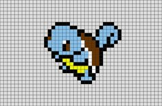 Minecraft Pokemon Pixel Art Grid Me Gusta Pixel