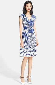 Tracy Reese Shirred Jersey Dress available at #Nordstrom
