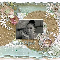 This beautiful layout was created by Design Team Member Tania Ridgewell with our March Creative Kit. You can make this layout with our kit perfect for beginners scrapbooking, the kit comes with step by step tutorials to help you crate this page. Wedding Scrapbook, Diy Scrapbook, Scrapbook Pages, Scrapbook Templates, Vintage Scrapbook, Scrapbook Page Layouts, Scrapbooking Ideas, Heritage Scrapbooking, Photo Layouts