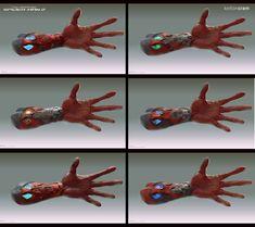 Amazing Spiderman 2 web-shooter designs , Kelton Cram on ArtStation at http://www.artstation.com/artwork/amazing-spiderman-2-web-shooter-designs