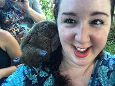 Squint-eyed with excitement taking bush baby selfie. #Zanzibar #nature