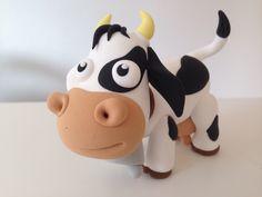 Vaca - Jumping Clay Gijon