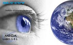 BLU CUT L'evoluzione del trattamento antiriflesso blu-riposante - MEGA LABO S.R.L.