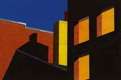 Paesaggi Urbani, Franco Fontana
