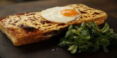 Try this Croque Madame recipe by Chef Matt Moran. This recipe is from the show Paddock To Plate. Bake Off Recipes, Egg Recipes, Other Recipes, Great Recipes, Yummy Recipes, Recipies, Croque Madame Recipe, Great Australian Bake Off, Yummy Snacks