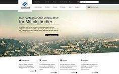 Euroweb Corporate Website