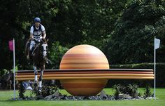 eventing1: Equestrian Eventing Cross Country- EV003