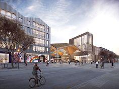 FaulknerBrowns Unveils Plan to Re-develop Bangor Waterfront | Netfloor USA