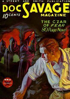 walter baumhofer | Doc Savage (1933) Baumhofer - 004