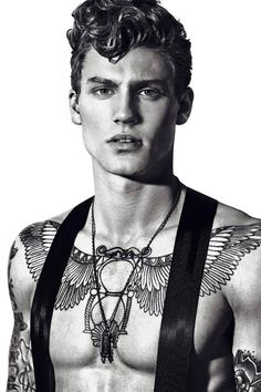 Mikkel Jensen | Photographed by Greg Swales for LAB A4