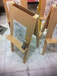 Resultado de imagen para como hacer caballetes para niños