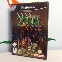 Another great game of my Zelda Collection 😊 #gamecube #nintendo…
