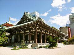 西・第六番「東長寺」(福岡県福岡市)