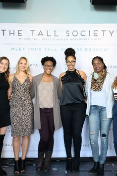 #TallTribe remember this day? Beautiful memories indeed! (LinkInBio) #TheTallSociety #TallTribe #PlusIsEqual #CelebrateMySize #BodyPositivity #TallGirl #TallStyle #realbeauty #InstaStyle #Brunch #MeetUps #TeamTall #tallgirl #tallwomen #tallbopo #tallgirlproblems #tallpeopleproblems #tallmodel #tallpeople #Tallfashion #Events