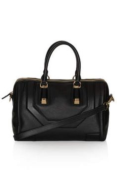 Icon Leather Holdall Bag - Bags & Purses - Bags & Accessories