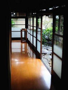 Ryokan (traditional Japanese inn)!